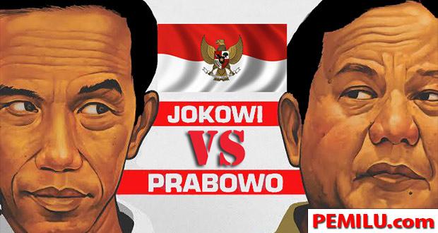 Jokowi-vs-Prabowo