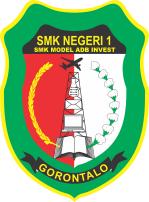 logo smk negeri 1 gorontalo